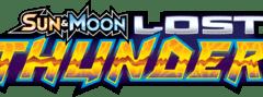 Sun and Moon Lost Thunder