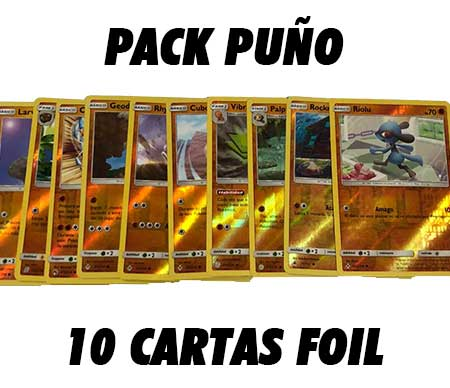 pack-puño