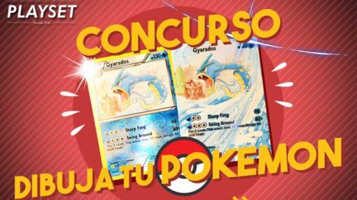 Votación Dibuja tu Pokemon
